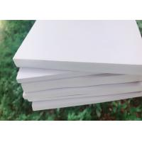 Screen Printing Pvc Rigid Foam Sheet , Durable Foam Board For Exterior Wall Manufactures