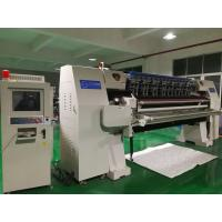 China Mattress Protector Chain Stitch Quilting Machine Computer Guided Quilting Machine on sale