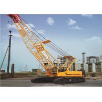 High quality  Durable Swing QUY75 Tracked Hydraulic Crawler Crane With Lattice Boom Manufactures