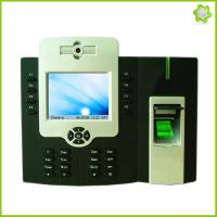 China Biometrci Fingerprint Wireless Door Access Control System with HD Camera on sale