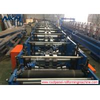 Steel Metal Sheets Downpipe Roll Forming Machine 0.4-0.8mm Thickness With G350 Material Manufactures