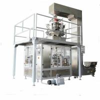 Quality Date palm Packing machine stand up pouch filling machine for sale