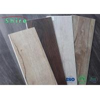 Quality High Performance SPC Vinyl Plank Flooring Tile With 0.3mm / 0.5mm / 0.7mm Wear for sale