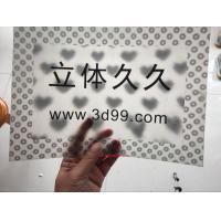 3D Lenticular printing FLY-EYE 3D effect with Animation lenticular effect made by OK3D Software Manufactures