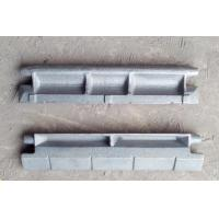 Flake Chain Active Fire Grate Bars Four Claw Grate Bar For Textile Factory Manufactures