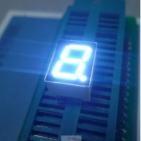 0.39 Inch Common Anode 7 Segment Display Black Face For Digital Indicator Manufactures