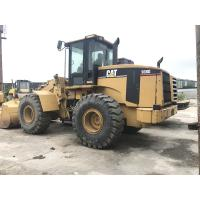 Made In Japan 938G Used CAT Wheel Loaders CAT 3126 Engine 158hp Engine Power for sale