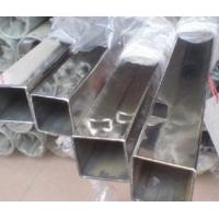 Well Polished / Hair Line Surface  Round / Square Stainless Steel Welded Tube / Pipe Manufactures
