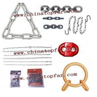 Steel chain,fishing chain,round link chain, mining chain, elevator chain and other industrial chain Manufactures