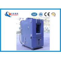 Blue Color Constant Temperature Humidity Chamber Multi Group PID Control Manufactures