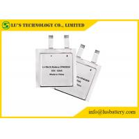 China Customized Capacity High Temperature Lithium Battery 3.0v ultra thin cell CP series on sale