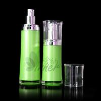 Custom Color Airless Dispenser Bottles With Spray Pump 15ml 30ml 50ml Manufactures