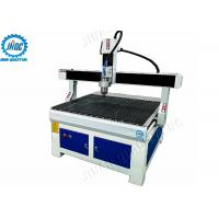 Low Cost 3 Axis CNC Router Machine 1212 with 4x4 Table Size For Advertising Manufactures