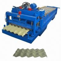 Tile Forming Machine, Forming Sheet Used as Roof Panel in Steel Constructions, 1-year Warranty Manufactures