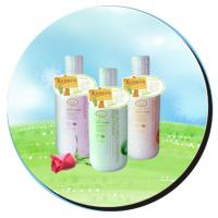 Cleansing Bath Body Shower Gel , Pink White Moisturizing Body Lotion Manufactures
