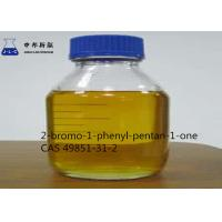 Buy Fine Synthetic Chemical Intermediate 2-Bromovalerophenone 49851-31-2 Supplier Manufactures