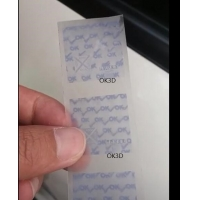 OK3D Parallex DOT 3D Fly--eye Lenticular sheet with strong FLY-EYE 3D Lenticular Effect Manufactures