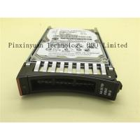 China IBM 42D0637 42D0638 42D0639 300 GB 10K RPM 2.5 SAS Hard Drive on sale
