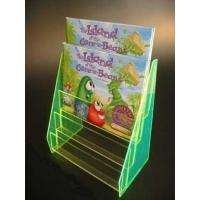 China Clear Acrylic Stationery Holder , Colored Acrylic Brochure Holders on sale