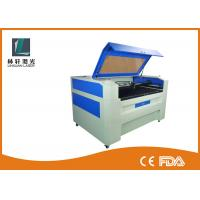 Advertising Series CO2 Laser Engraving Cutting Machine Water Cooling For Bamboo Gift Manufactures