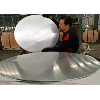 Large Polishing 1070 Round Aluminum Sheet Light Weight For Kitchen Utensils Manufactures