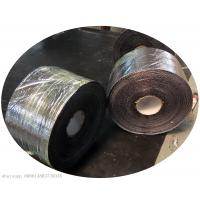 China Polypropylene Fiber Reinforced Aluminium Foil Waterproof Sealing Tape For Construction on sale