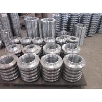 China Duplex And Super Duplex Stainless Steel Flanges Sch XXS / 160 / 120 Forged Steel Flanges on sale