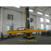 Pressure Vessel Welding Column And Boom with Cross Turning And VFD Control System Manufactures