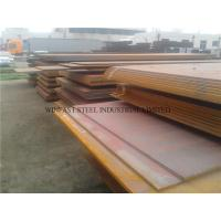 Brinell Hardox Hot Rolled Mild Steel Plate / Abrasion Resistant Steel Plate Manufactures