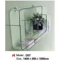 Hot bending glass/tempered glass/Wine shelf/wine rackD07 Manufactures