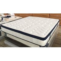 Modern King Size Hotel Bed Mattress Individual Pocket Spring Mattress Noiseless Manufactures