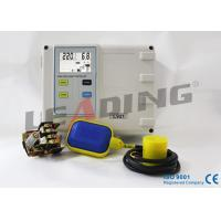 Pump Shaft Anti Rust Single Phase Pump Controller With Present One Dry Contact Point Manufactures