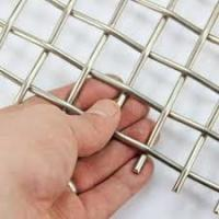 Stainless steel wire mesh customized sizes,10.9mm aperture size woven wire mesh,304 stainless steel wire mesh filter Manufactures