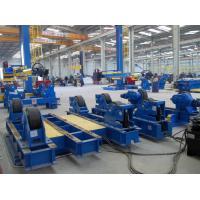 Customized Boiler Pipe Rollers for Welding , Pipe Turning Rolls Manufactures