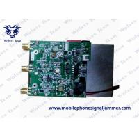 China Professional Mobile Network Jammer RF Module Secure Design For CDMA / GSM / DCS on sale