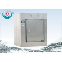 Motorized Hinge Door Hospital Autoclaves With High Effective Vacuum Pump And Built in Printer