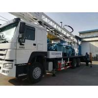 BZC400CHW Truck Mounted Pile Drilling Machine 400m Depth Sinotruk Chassis Manufactures