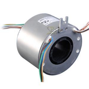 radar atenna through bore slip ring Manufactures