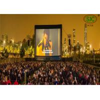 Outdoor Full Color P10  Led Display High Refresh Rate RGB Waterproof IP65 Manufactures