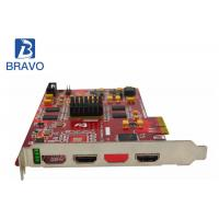 Ultra HD 4K Video I / O Card 1 X HDMI Video Capture Transceiver Simultaneously Manufactures
