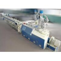 Large Diameter UPVC Wall Pipe Extrusion Line Manufactures