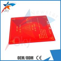 China RepRap Mendel 3D Printer Kits 2 Layer PCB Heatbed MK2 With ROHS Approval on sale
