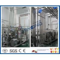 Quality Automated Manufacturing Systems Beverage Processing Equipment With Beverage Filling Line for sale