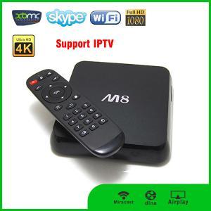 Better than MX2, Cheaper Than M8 OTT TV Box, Smart TV MX3 Android TV Box 1G/2G Ram 8G Rom Manufactures