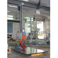 Drop Height 200cm Packaging Drop Test Machine, Free Fall Drop Test Equipment Manufactures