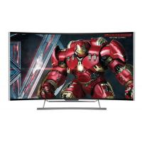 "Narrow bezel 55 "" Curved LED TV , LG uhd curved tv 3840x2160 Resolution Manufactures"