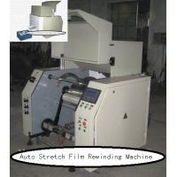 Buy cheap Automatic Stretch Film Rewinder Machine from wholesalers