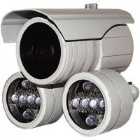 IR Weatherproof Camera (PT-130) Manufactures