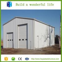 China Low cost industrial steel structure shed design barn building for sale on sale