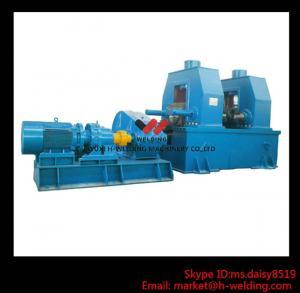 High Power Hydraulic Heavy Duty H Beam Flange Straightening Machine High Speed Manufactures